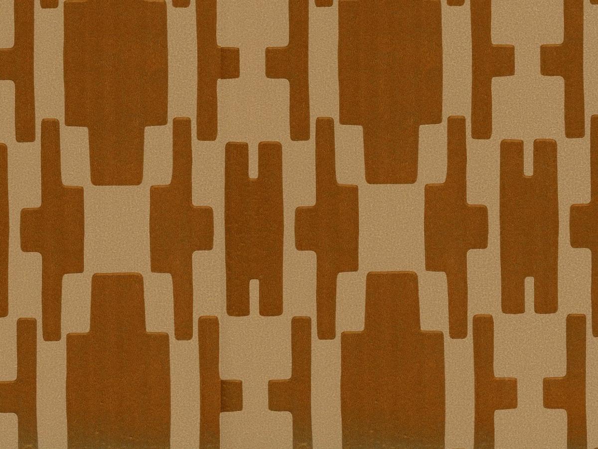 Papier peint Hermès H'Bloc