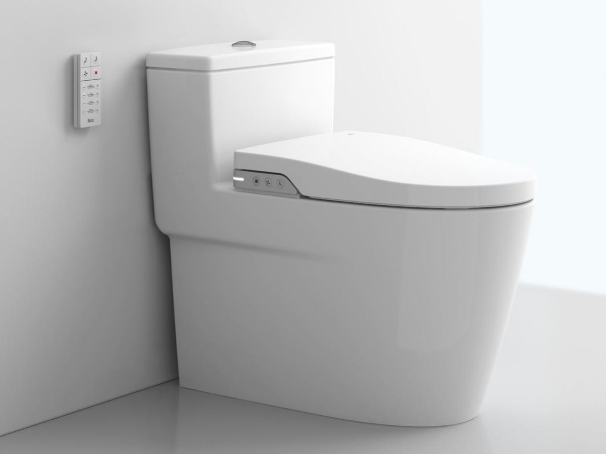 WC japonais au sol