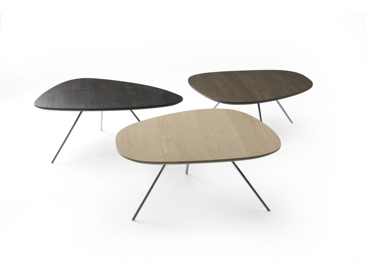 Table Basse Leolux Lilium bois
