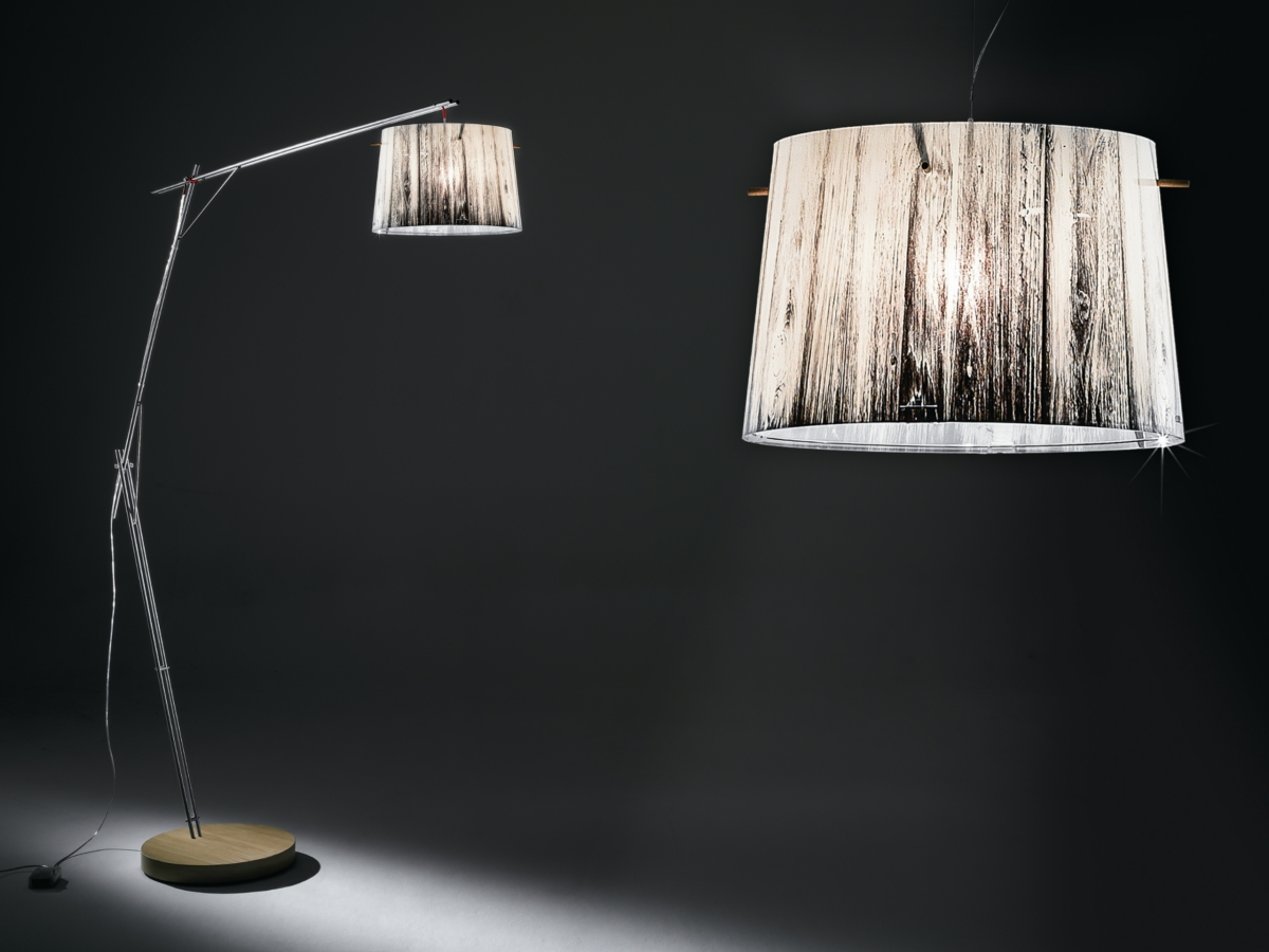 Lampadaire Slamp Woody