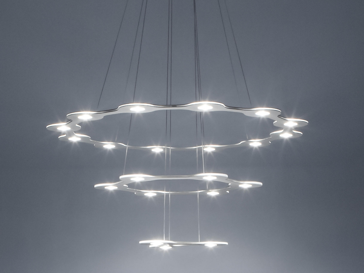 Suspension Lumen Flat
