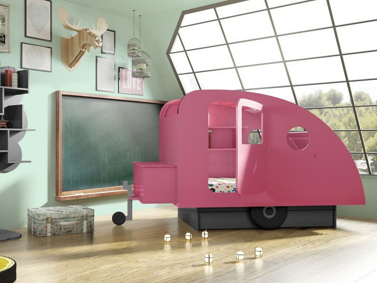 Lit caravane Mathy by Bols