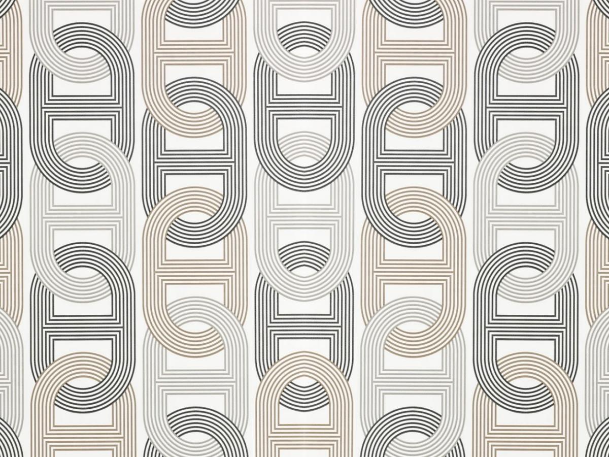 Papier peint Hermès circuit 24