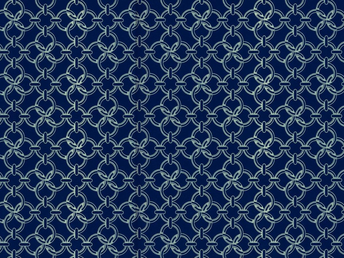 Papier peint Hermès Cotte de maillons