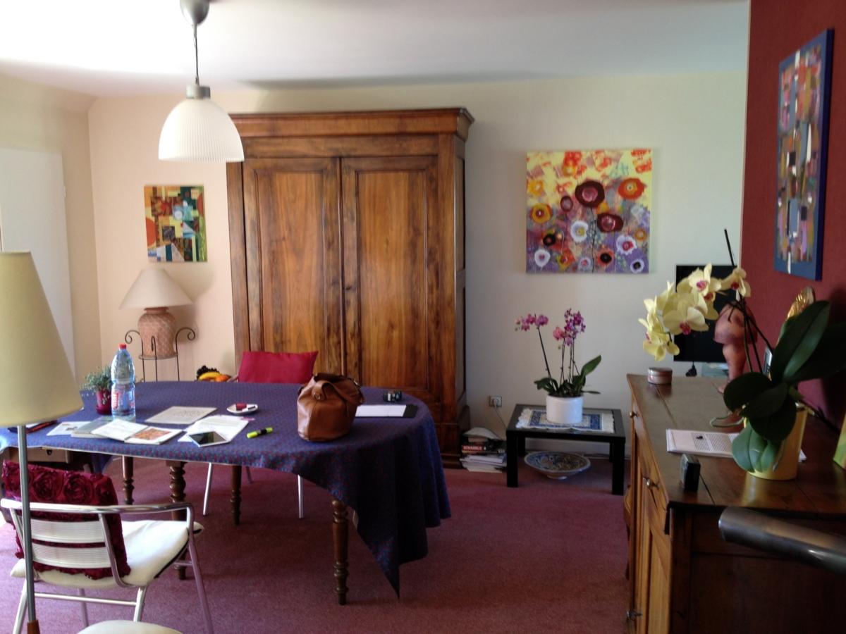 Rénovation salon et salle à manger - avant