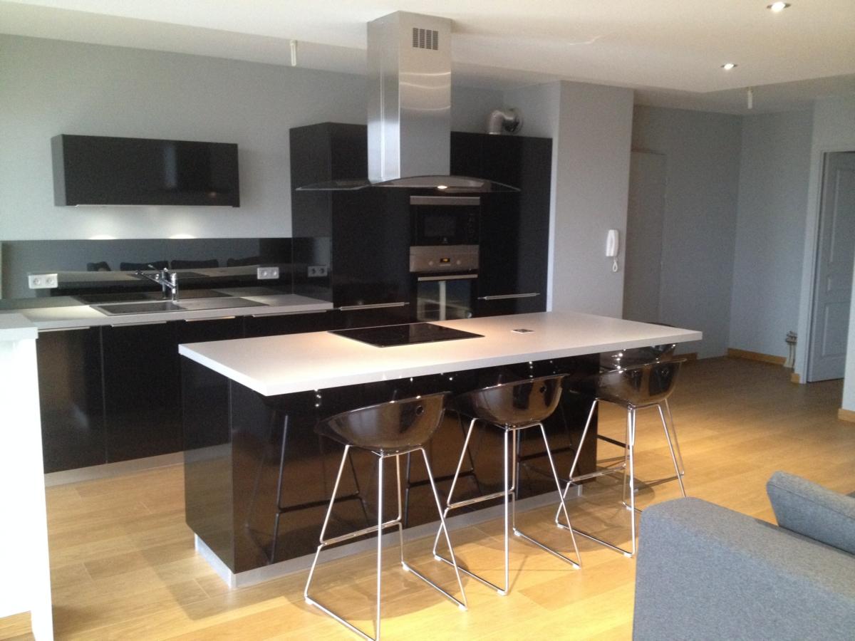 Rénovation appartement - après
