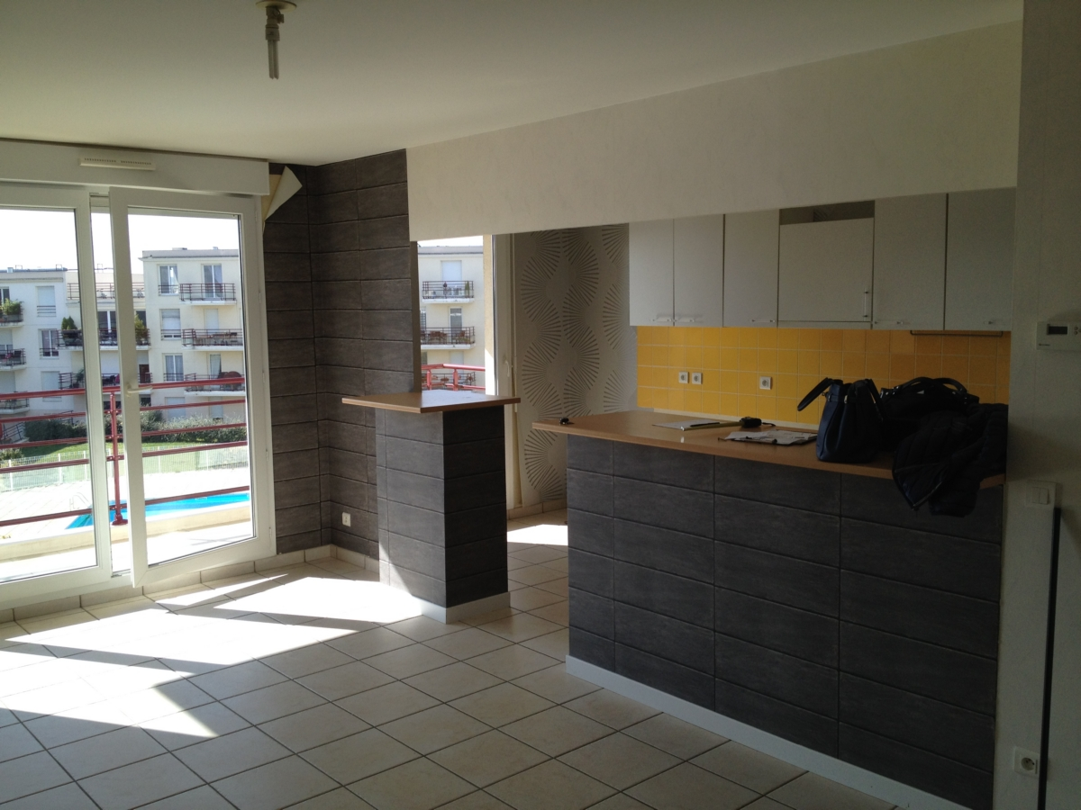 Rénovation Appartement  - avant