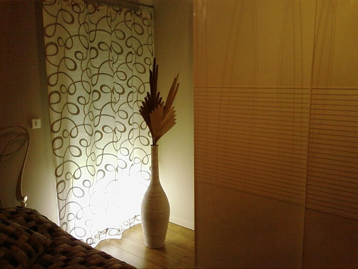 Décoration d'une chambre - après