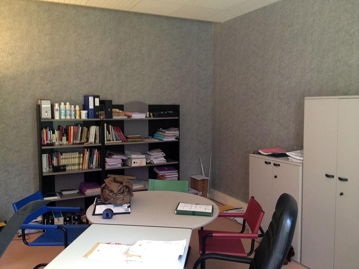 Décoration d'un bureau - avant