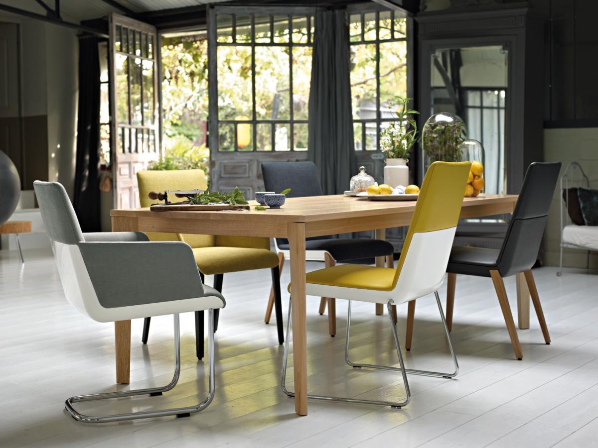 TABLE REPAS ROLF BENZ COSINUS