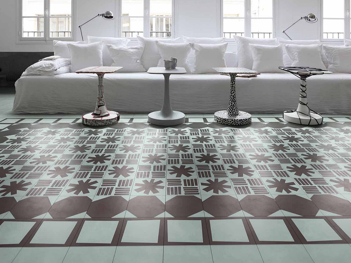 Carreaux de ciments Bisazza