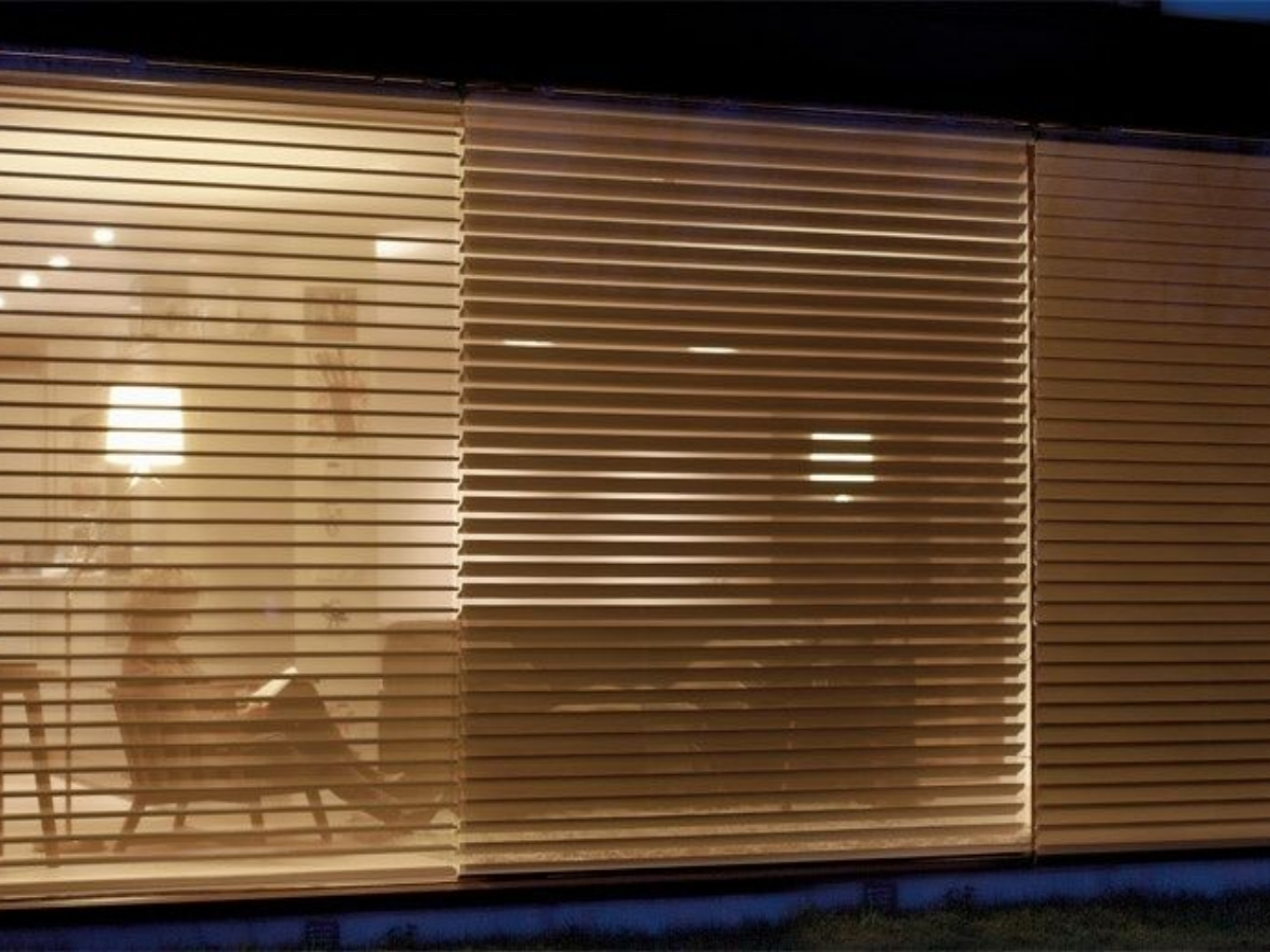 Store Silhouette Luxaflex