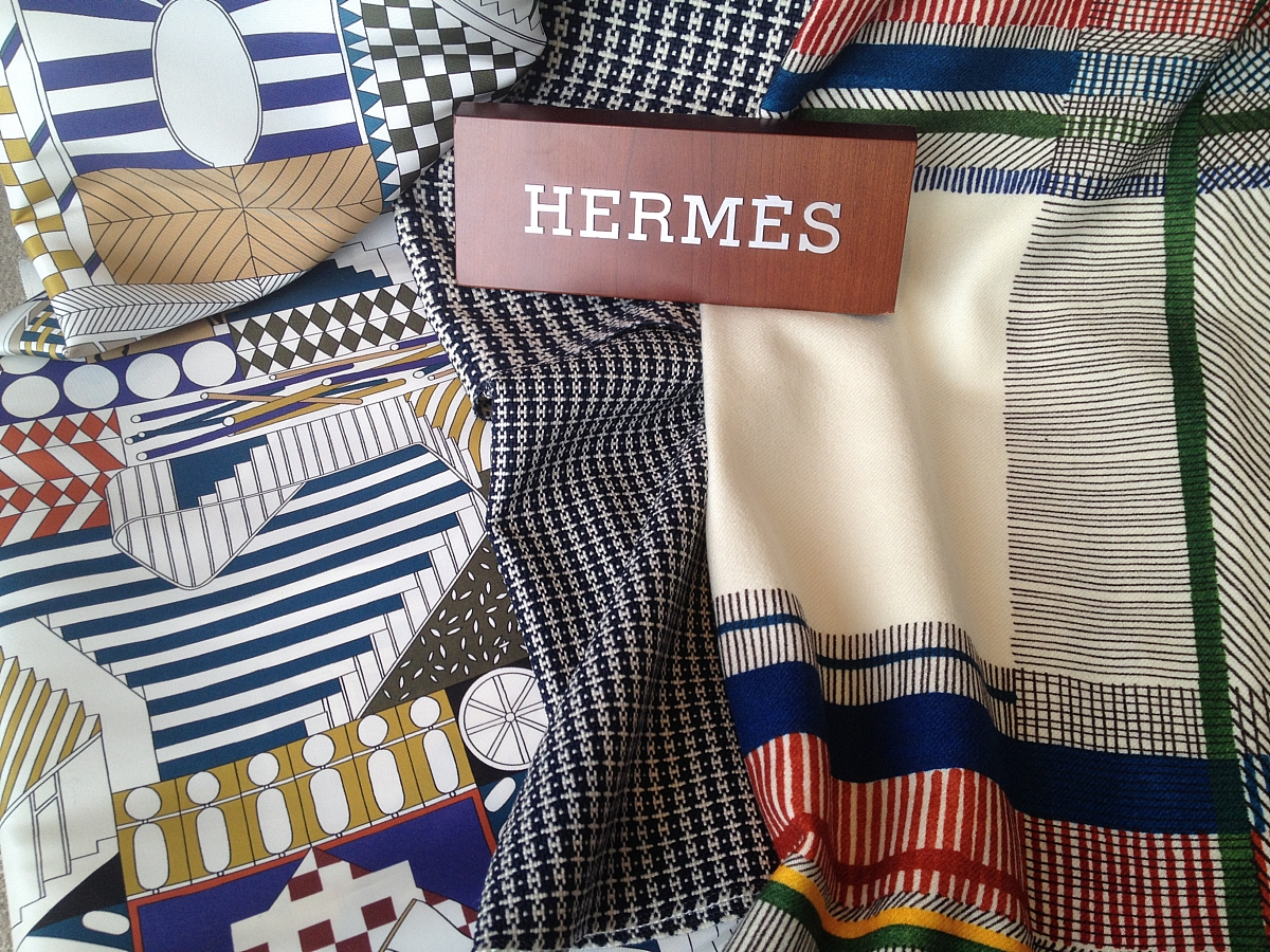 Tissus Hermès